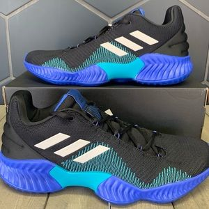 New Adidas Pro Bounce 2018 Low Hornets Basketball
